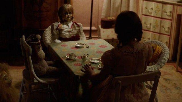 Annabelle: Creation đã thu về hơn 4 triệu USD trong buổi công chiếu sớm