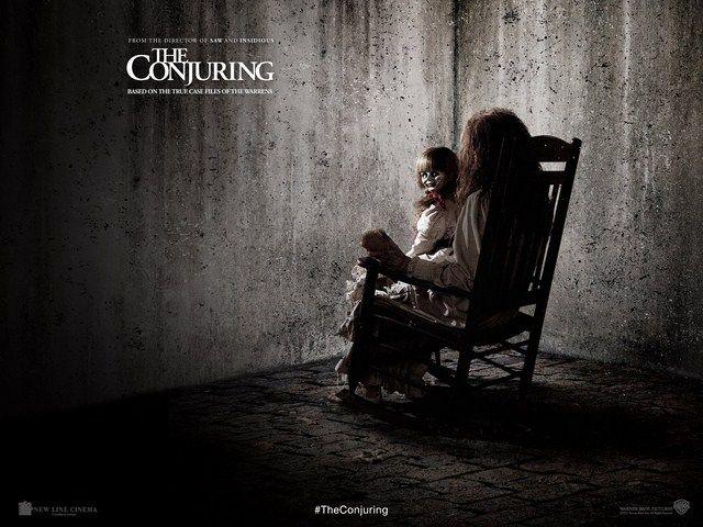 Annabelle xuất hiện lần đầu trong The Conjuring