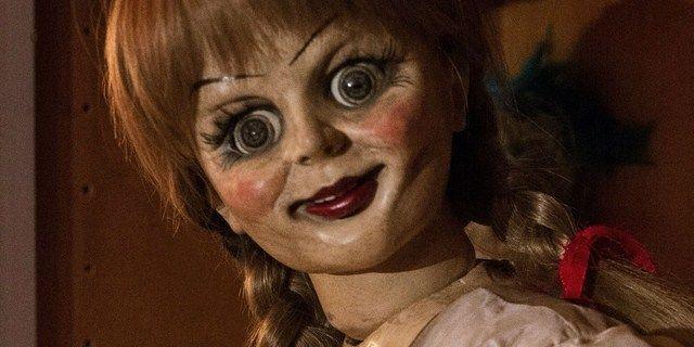 Annabelle là câu chuyện có thật về con búp bê bị ma ám