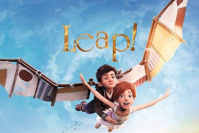 Đứng ở vị trí thứ 3 là bộ phim hoạt hình Leap