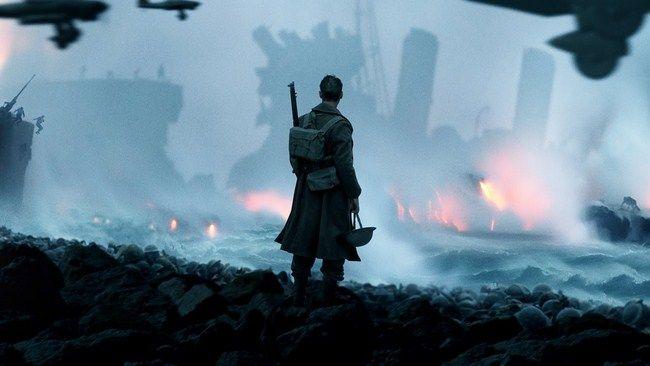 Dunkirk vẫn chứng tỏ được sức mạnh của thương hiệu Nolan