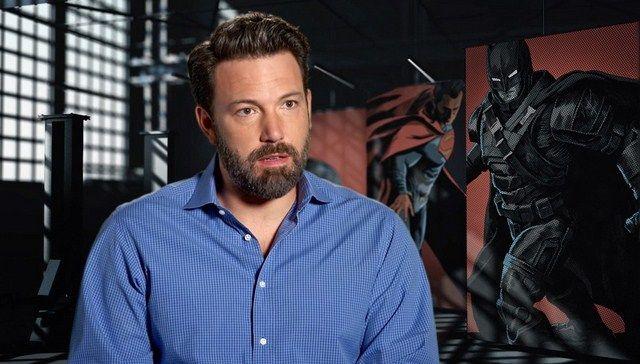 Theo Ben Affleck thì Justice League là một trải nghiệm vô cùng khác lạ đối với anh