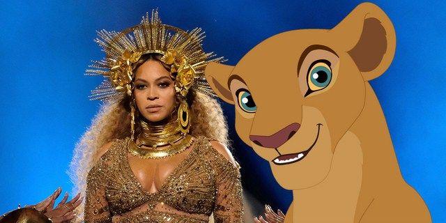 Beyonce sẽ lồng tiếng cho nhân vật Nala?