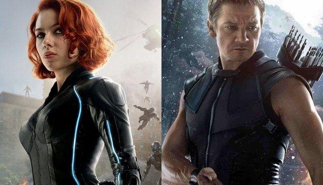 Black Widow và Hawkeye sẽ đối đầu với các Yakuza?