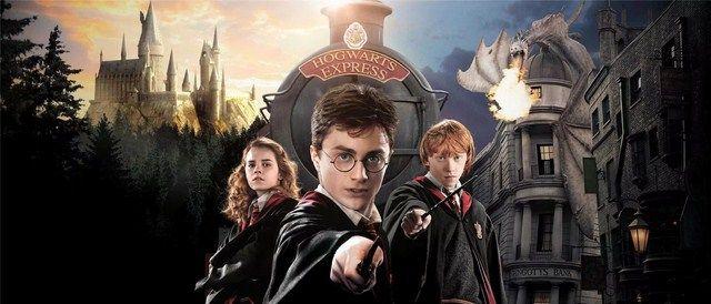Trận chiến giữa cụ Dumbledore và Voldermort ở cuối phim là một trong những khoảnh khắc ấn tượng nhất của toàn series