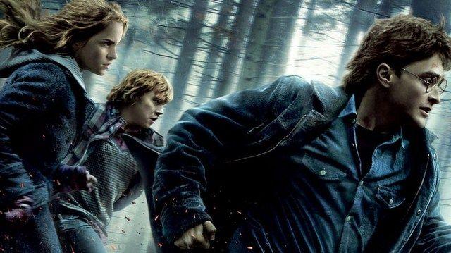 Harry Potter và Bảo Bối Tử Thần phần 1 là nửa đầu của tập truyện thứ 7