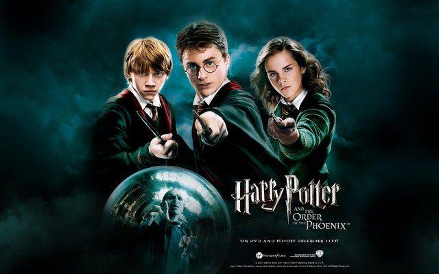 Harry Potter và Mệnh Lệnh Phượn Hoàng là tập phim có thời lượn ngắn nhất trong cả 8 phim
