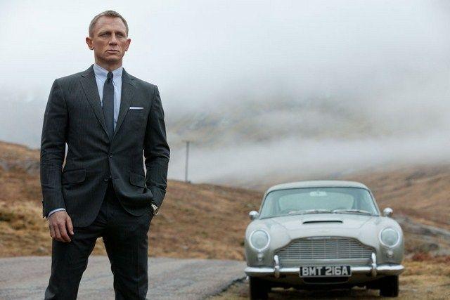 Sky Fall là phần phim có doanh thu cao nhất trong tất cả các phim James Bond