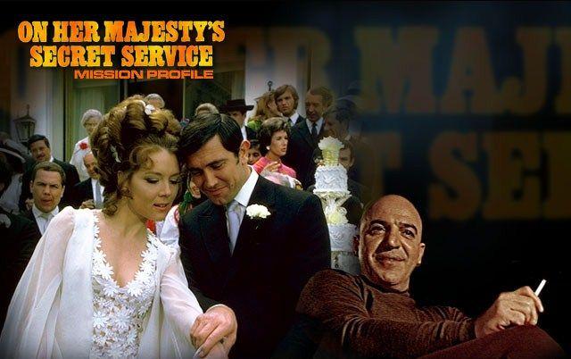 Có thể Bond 26 là phần làm lại của On Her Majesty's Secret Service