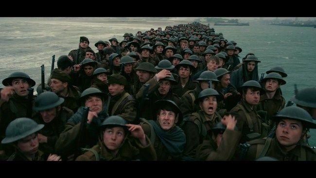 Dunkirk lấy cảm hứng từ sự kiện lịch sử có thật