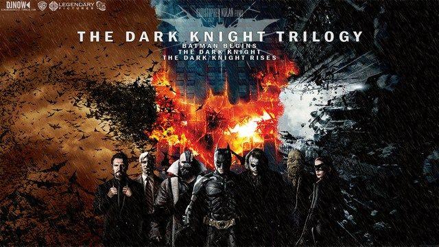 Batman triology của đạo diễn Christopher Nolan vẫn giữ vững danh hiệu phim của hãng DC có doan thu tại nội địa cao nhất