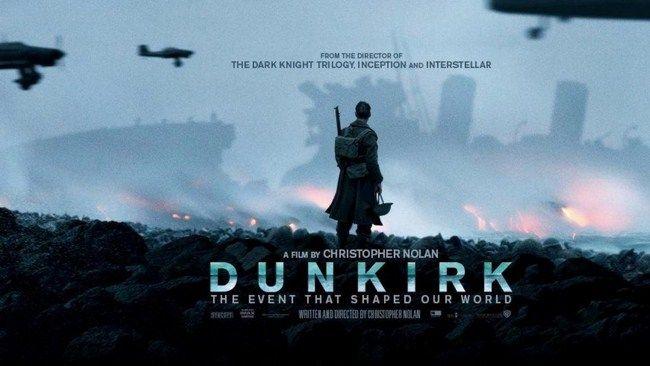 Dunkirk chứng tỏ sức hút của thương hiệu Nolan