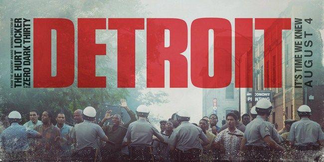 Detroit là bộ phim được các nhà phê bình đánh giá rất cao