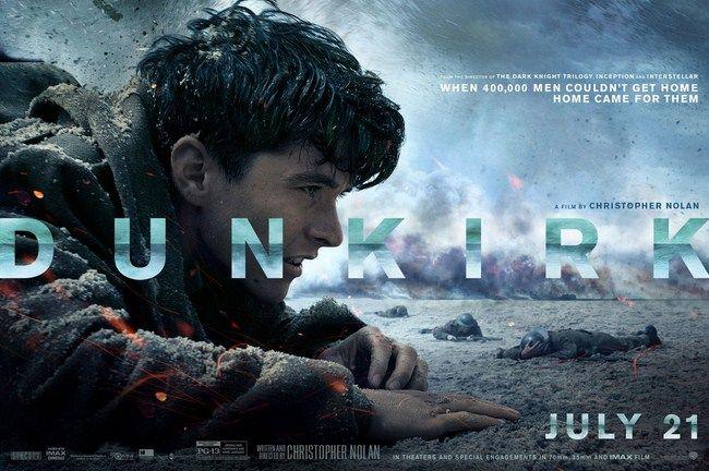Dunkirk là tuyệt tác mới được tạo ra dưới bàn tay của Christopher Nolan