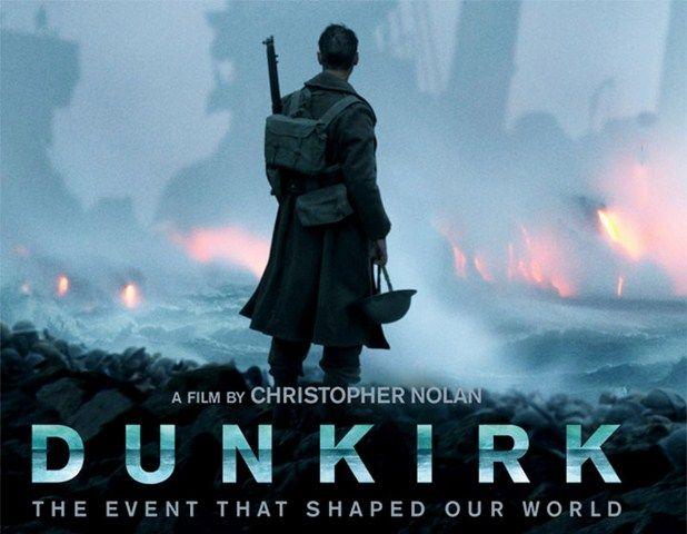 Dunkirk là bộ phim có thời lượng ngắn nhất trong sự nghiệp của Nolan