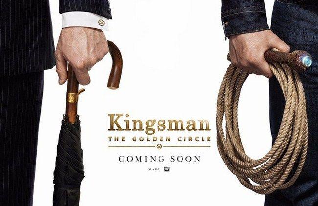 Kingsman: The Golden Circle sẽ đi sâu vào khắc họa sự khác biệt trong văn hóa và cách hành động của 2 tổ chức Kingsman và Stateman
