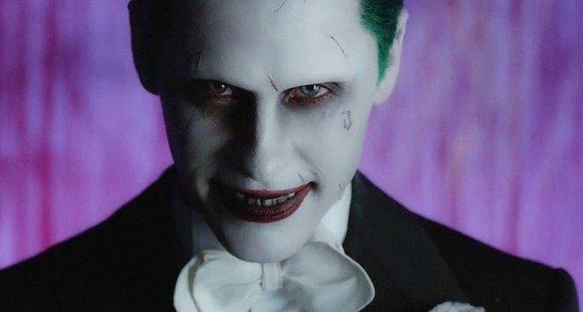 Phiên bản Joker của Jared Leto xuất hiện lần đầu trong Suicide Squad