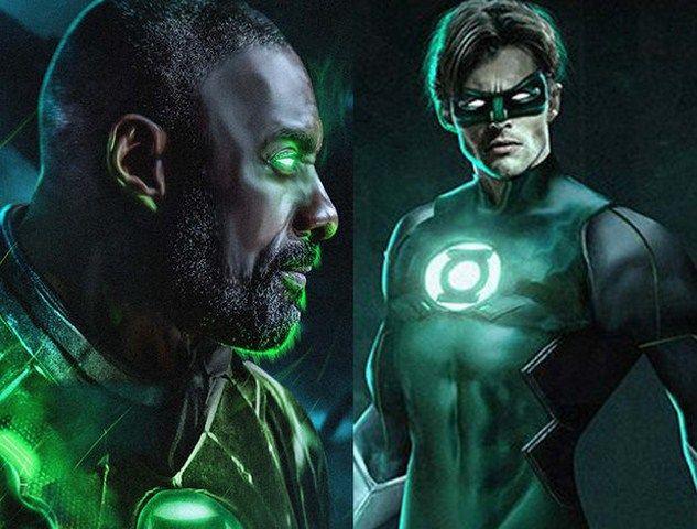 Khả năng cao thành viên thứ 7 của Justice League chính là Green Lantern