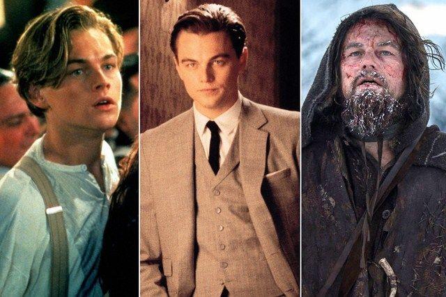 Leonardo DiCaprio được ghi nhận với diễn xuất đa dạng