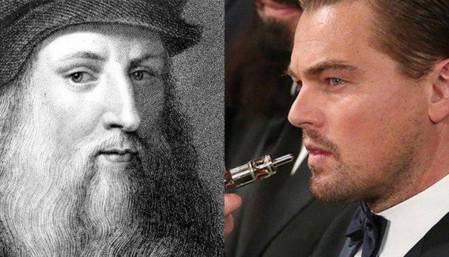 Leonardo được chọn mặt gửi vàng cho vai diễn Leonardo da Vinci
