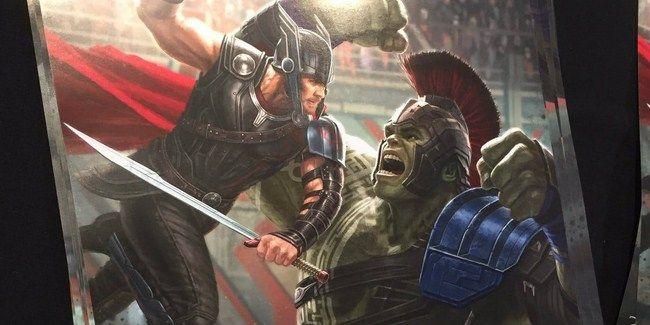 Thor: Ragnarol được mong chờ sẽ trở thành bom tấn lớn nhất cuối năm nay