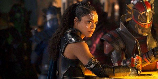 Nhiều người cho rằng Valkyrie sẽ là người tình mới của Thor