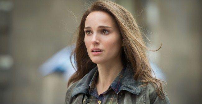 Natalie Portman đã xác nhận hơp đồng giữa cô và Marvel Studio đã chấm dứt