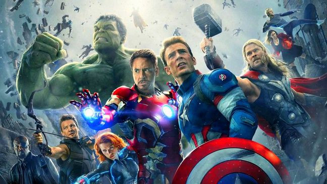 phim The Avengers 4