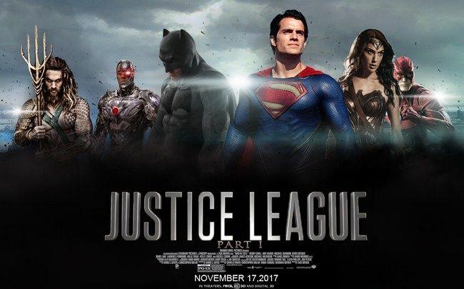 Những câu hỏi về chất lượng của Justice League sẽ được giải đáp khi bộ phim chính thức ra rạp