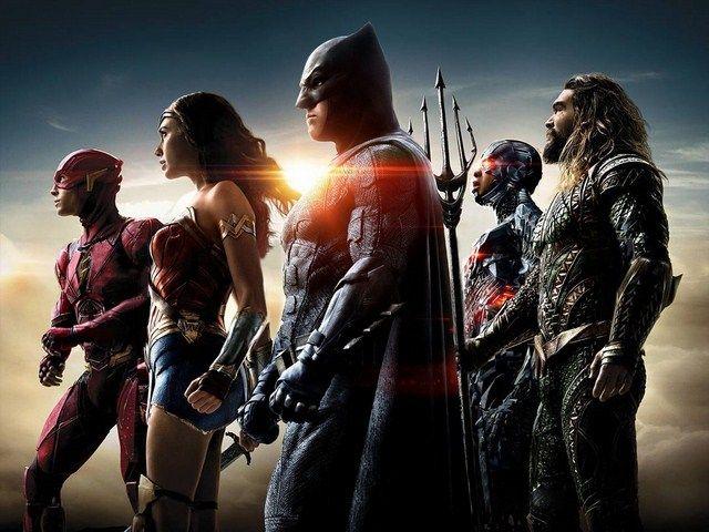 Justice League sẽ ra mắt vào tháng 11 tới đây