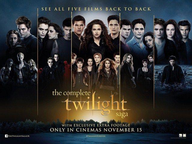 Twilight cũng sẽ được khai thác triệt để