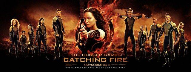 Catching Fire là phần phim có doanh thu nhất của Series The Hunger Games