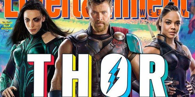 Doanh thu tuần đầu công chiếu của Thor: Ragnarok được dự đoán sẽ rơi vào khoảng 100 triệu USD