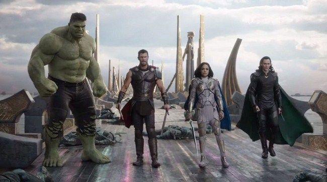 Doanh thu tại thị trường Bắc Mỹ của Thor: Ragnarok được dự đoán là trong khoảng 250 triệu USD