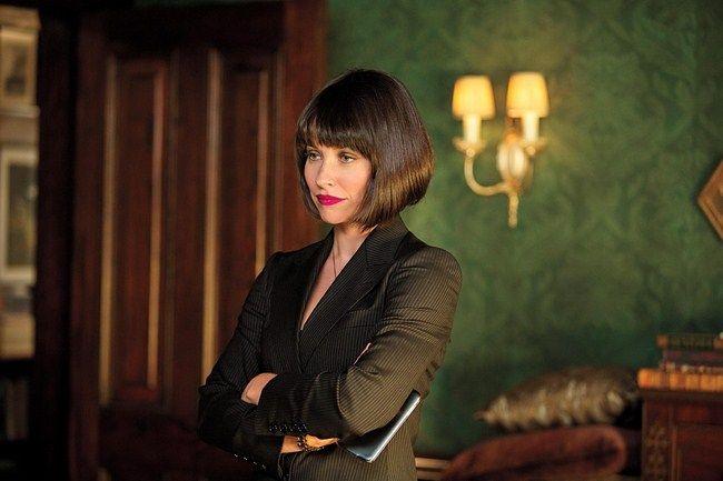 Evangeline vẫn tiếp tục thủ vai Hope Pym