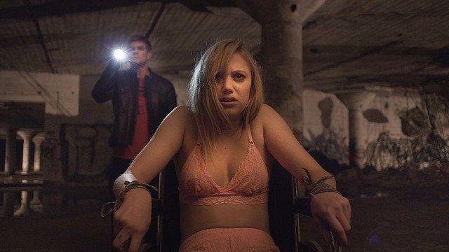 Điều làm người xem kinh hãi là con quỷ trong phim tồn tại dưới mọi hình dạng và vô cùng chân thật