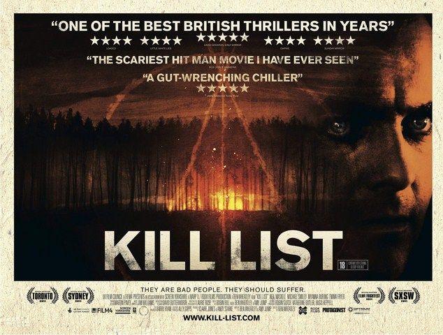 Killist là một trong những tác phẩm kinh dị xuất sắc nhất đến từ Anh Quốc