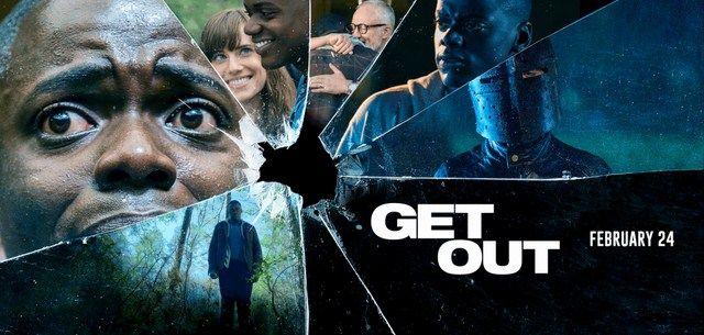 Get Out là phim kinh dị thành công nhất của năm 2017