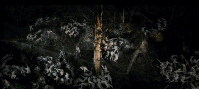 Những hình ảnh ma quái đầy ám ảnh trong phim khiến khán giả phải kinh sợ