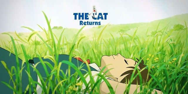 The Cat Returns là một trong những tác phẩm độc đáo của studio Ghibli