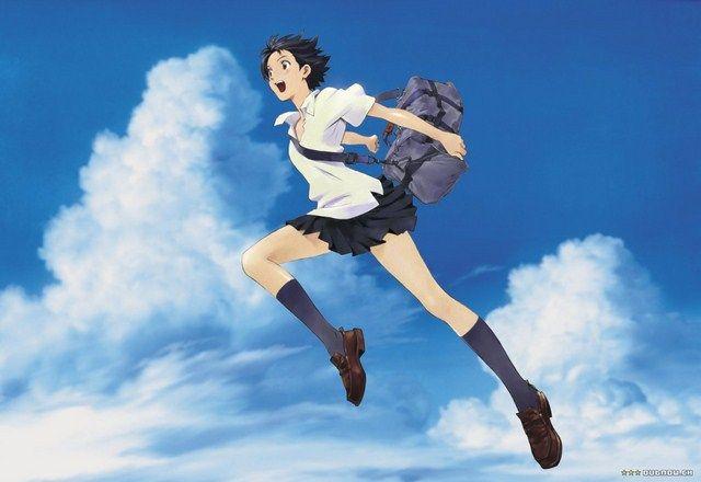 The Girl Leapt Through Time là bộ phim nhẹ nhàng, tươi sáng