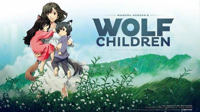 Wolf Children ca ngợi sự hy sinh của người phụ nữ và tình mẫu tử bền chặt