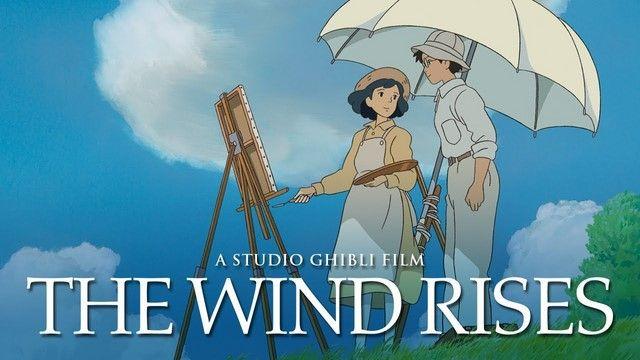 The Wind Rises là bộ phim cảm động về tình yêu, ước mơ và khát vọng