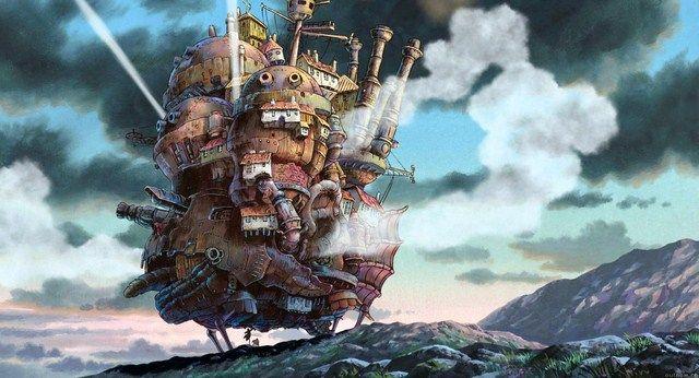 Howl's Moving Castle là bộ phim kết hợp những yếu tố thần tiên cổ tích của phương Tây và giá trị nhân văn cốt lõi của phương Đông