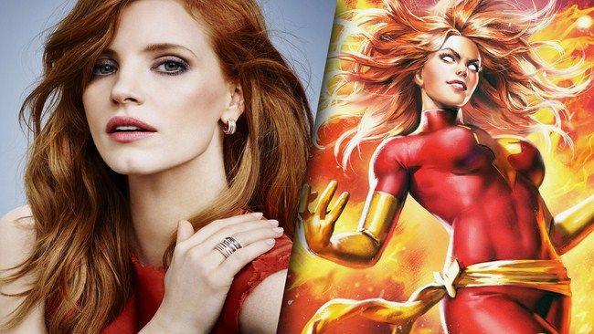 Liệu vai diễn của nữ diễn viên xinh đẹp này có phải là phiên bản khác của Phoenix?