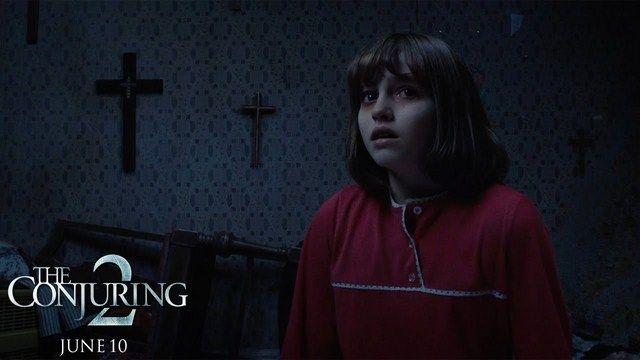 The Conjuring 2 là phim có doanh thu cao nhất trong 4 phim của vũ trụ The Conjuring