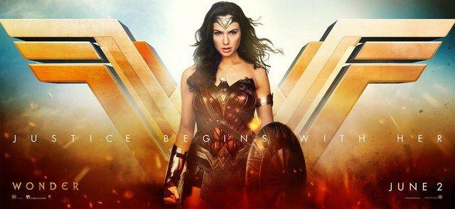 Wonder Woman là phim thành công nhất mùa hè 2017