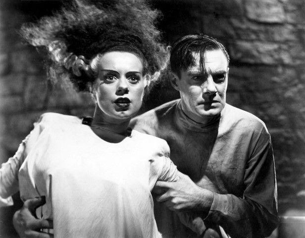Bride of Frankenstein là bộ phim được làm lại từ bản phim kinh điển phát hành năm 1935