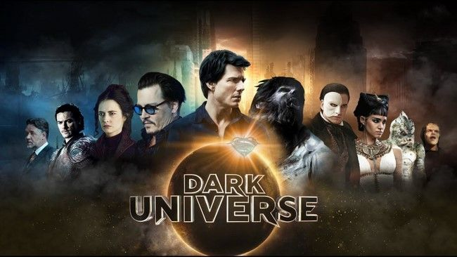 Tương lai của Dark Universe đang rất mịt mù