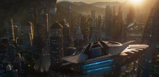 Bối cảnh của phim là sự kết hợp giữa thế giới thực và khoa học viễn tưởng